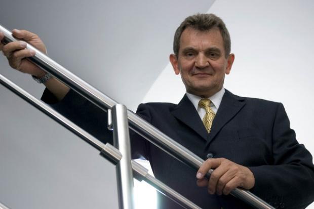 Konrad Jaskóła: kibicuję mocno Polimeksowi