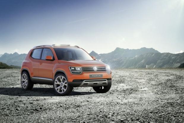 Jeszcze jeden SUV od Volkswagena