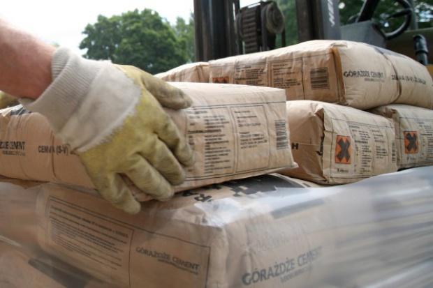 Początek 2014 r. rewelacyjny dla producentów cementu