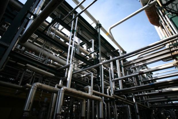 Pożar w zakładach chemicznych w Oświęcimiu opanowany