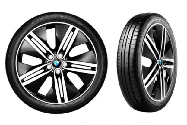 Bridgestone specjalnie dla elektrycznego BMW