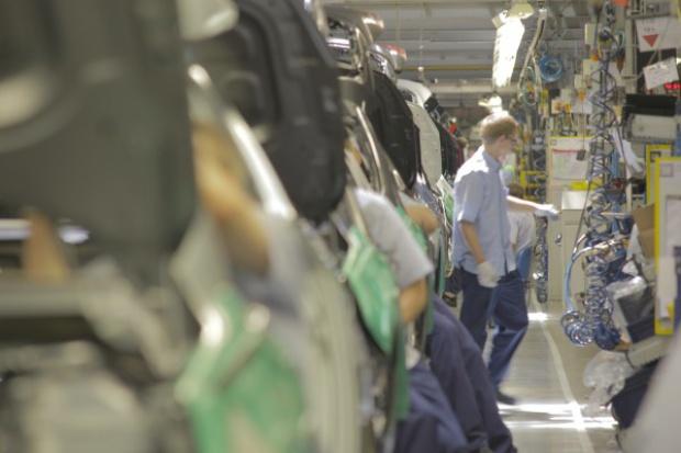 Produkcja samochodów w styczniu wzrosła o 42,8 proc. mdm