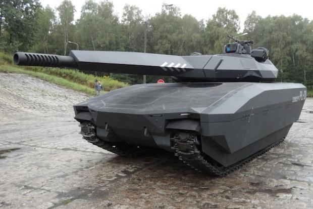 Przemysł zbrojeniowy może pomóc gospodarce UE