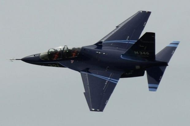 MON wybrał włoski samolot szkoleniowy