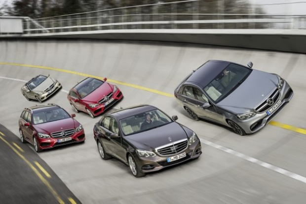 Najlepszy styczeń w historii Mercedesa