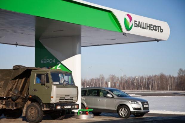Ruszyła największa stacja paliw w Rosji