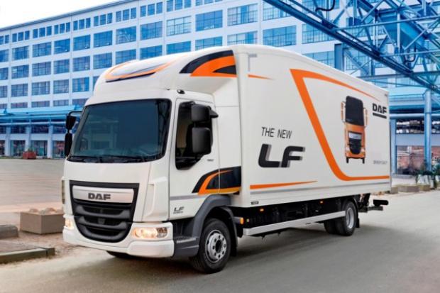 DAF: ciężarowa aerodynamika