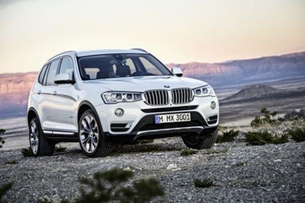 BMW odświeżyło model X3