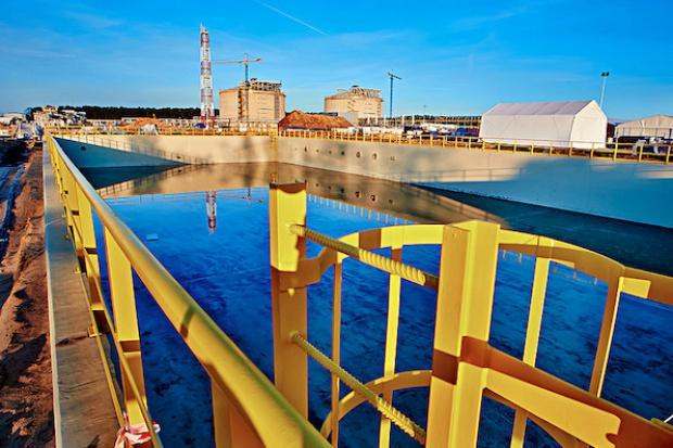 Terminal LNG w Świnoujściu gotowy w 75 proc.