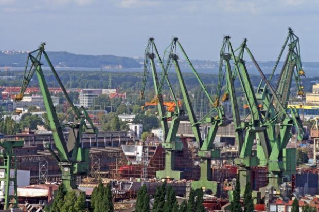 ARP nie może uczestniczyć w planie naprawy Stoczni Gdańsk