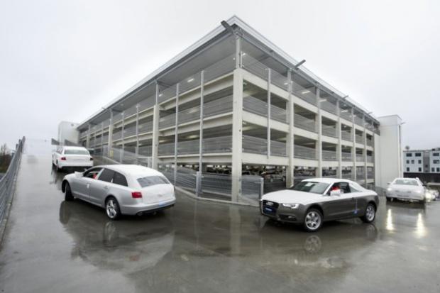 Audi ma nowe Centrum Dystrybucji Pojazdów
