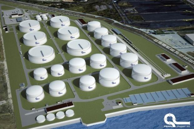PERN ma niezbędne pozwolenia na budowę terminalu