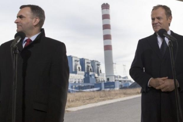 Zainaugurowano budowę nowych bloków Elektrowni Opole