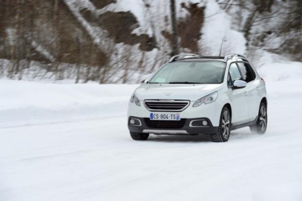 Peugeot 2008 -  100 tys. w rok