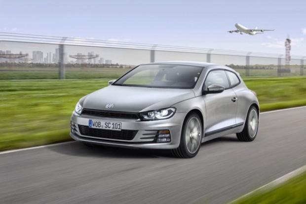 Volkswagen odświeżył Scirocco