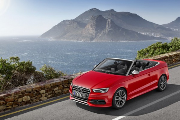 Audi wprowadza sportowego kabrioleta