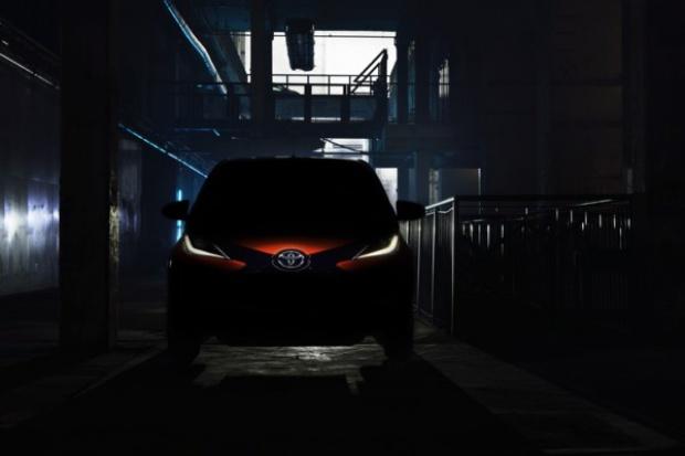 Toyota szykuje nowe Aygo