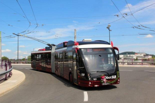 Hiszpanie wybrali trolejbusy z Bolechowa