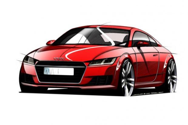 Pierwszy rzut oka na nowe Audi TT