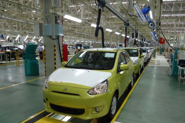 Mitsubishi wyprodukowało 200 tys. nowych space starów