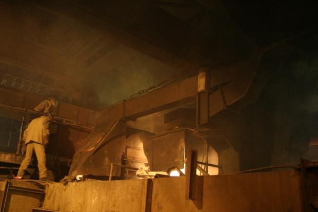 Produkcja stali rośnie w Europie, spada w Polsce