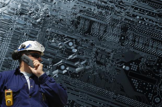 Energetyka i gazownictwo napędzały sektor IT w 2013 r.