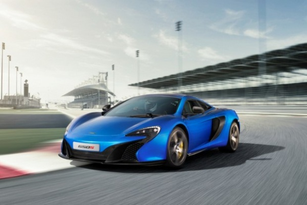 McLaren szybki jak nigdy