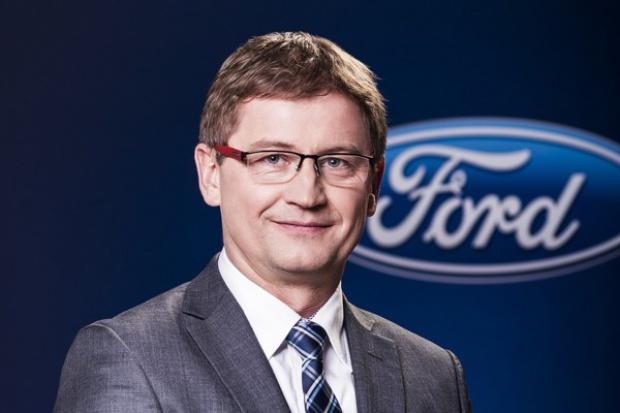 Bogusław Głód szefem Forda w Szwecji