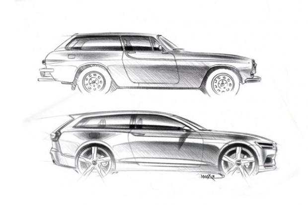 Jeszcze jeden koncept Volvo