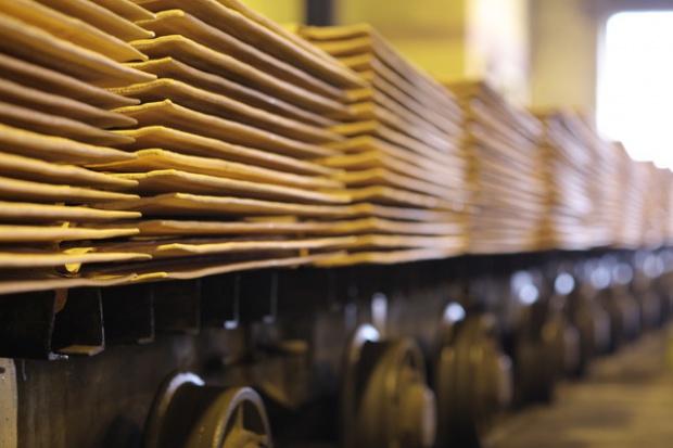 KGHM wypracował ponad 3 miliardy złotych zysku w 2013