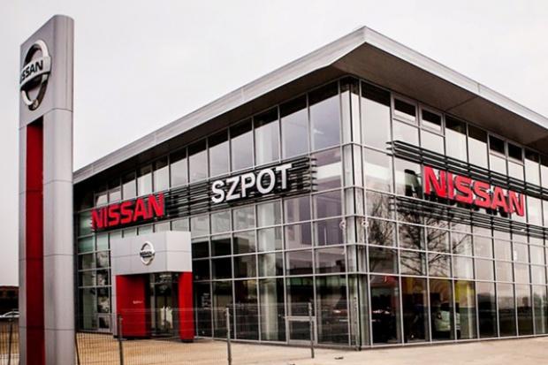 Nowy salon i serwis Nissana w aglomeracji poznańskiej
