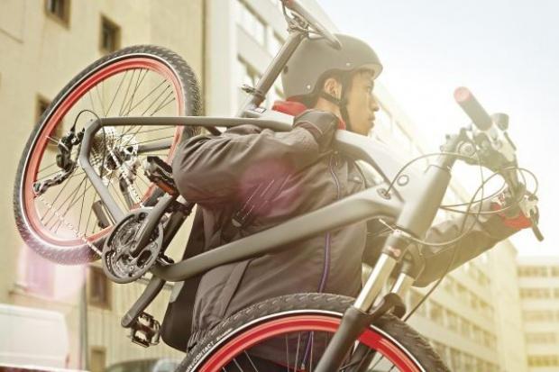 BMW wypuszcza nową kolekcję... rowerów.