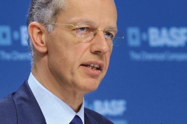 Prezes BASF bardzo sceptycznie o gazie łupkowym