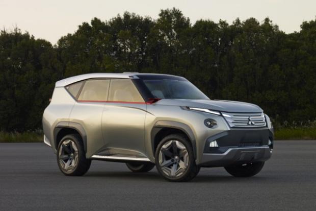 Mitsubishi wypełnione innowacjami