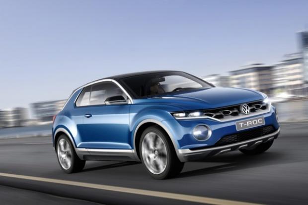 Sześć światowych premier Volkswagena