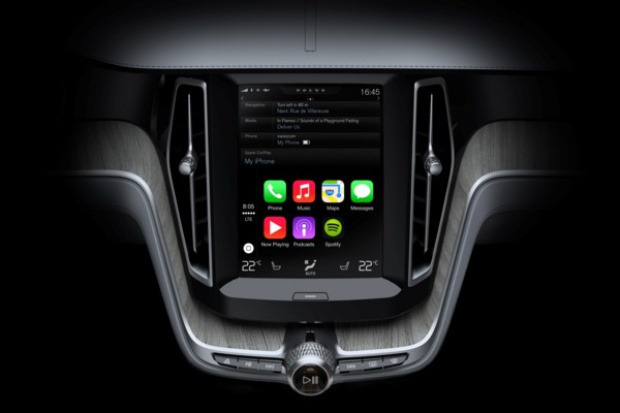 Volvo ogłasza współpracę z Apple