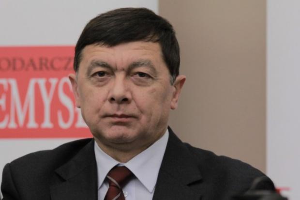 Janusz Olszowski, szef GIPH: nie drenować aż tak naszego górnictwa