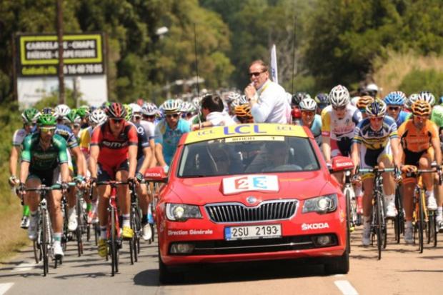 Skoda oficjalnym partnerem Tour de France do 2018 roku
