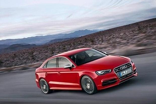 Audi ciągle na fali
