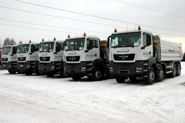 Rośnie (jeszcze) rynek ciężarówek