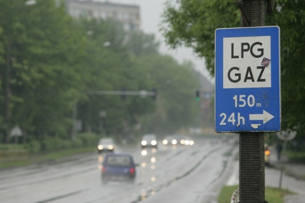 Maleje liczba stacji autogazu w Polsce