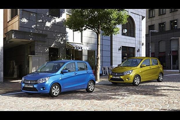 Suzuki proponuje nowe auto do miasta