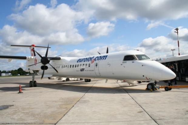 Prezes Eurolot: połączenia regionalne muszą być rentowne