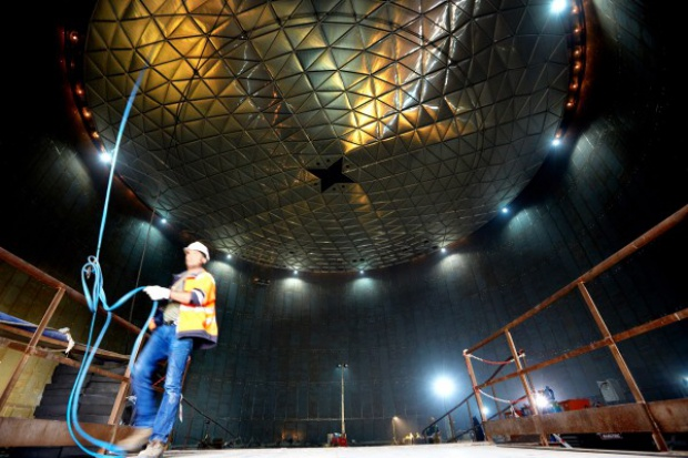 Co się dzieje na budowie terminala LNG w Świnoujściu?