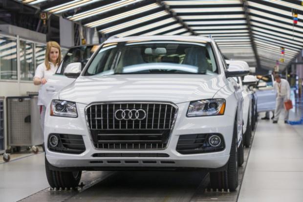 Audi wyprzedza plany