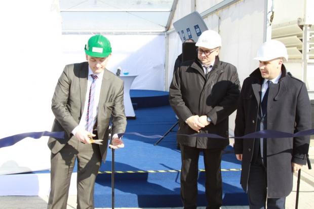W kędzierzyńskich zakładach Grupy Azoty ruszyła unikalna instalacja