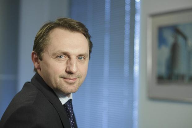 Dariusz Blocher u steru Budimeksu na kolejne lata
