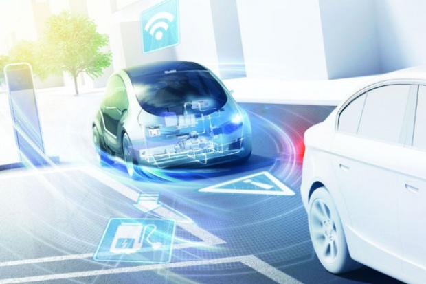 Bosch podłącza samochody do Internetu