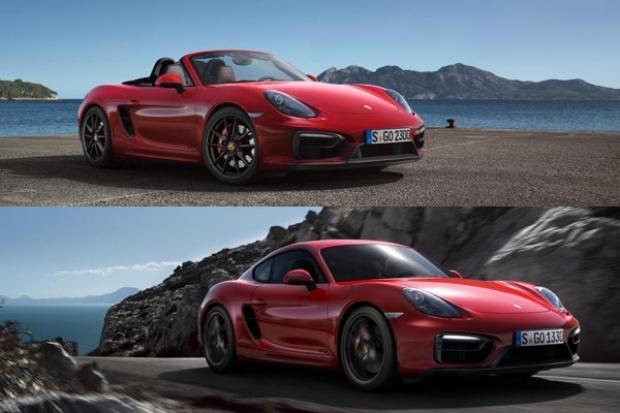 Porsche Boxster GTS i Cayman GTS: topowe modele z mocniejszymi silnikami