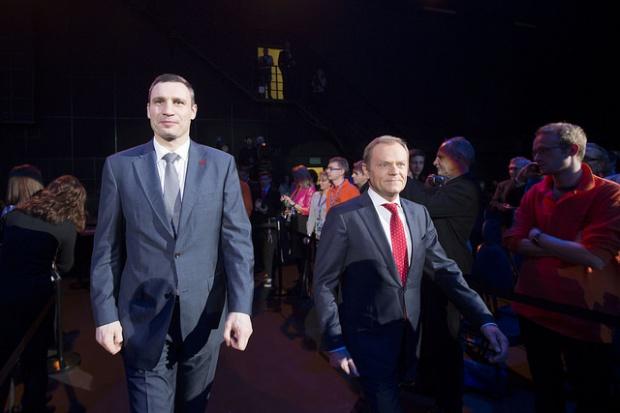 Premier: Ukraina częścią powstajacej unii energetycznej